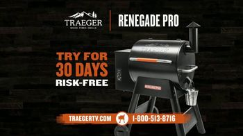 Traeger Renegade Pro Grill TV Spot, 'What Is Traeger?' - Thumbnail 7