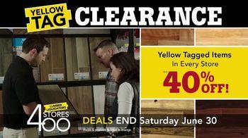 Lumber Liquidators Yellow Tag Clearance TV Spot, 'Bellawood' - Thumbnail 1
