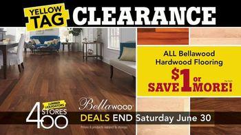 Lumber Liquidators Yellow Tag Clearance TV Spot, 'Bellawood' - Thumbnail 2