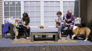 YellaWood TV Spot, 'Backyard Daybed' - Thumbnail 9