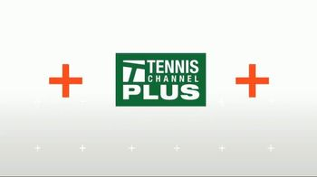 Tennis Channel Plus TV Spot, 'Grass Court Action' - Thumbnail 1