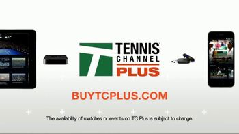 Tennis Channel Plus TV Spot, 'Grass Court Action' - Thumbnail 9