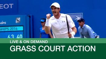 Tennis Channel Plus TV Spot, 'Grass Court Action' - Thumbnail 3