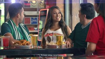 Hooters TV Spot, 'Buddies Soccer: Hero'