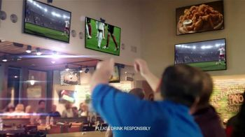 Hooters TV Spot, 'Buddies Soccer: Hero' - Thumbnail 2
