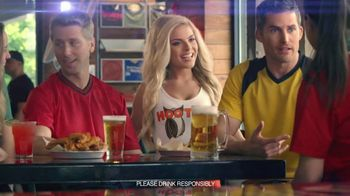 Hooters TV Spot, 'Buddies Soccer: Hero' - Thumbnail 6