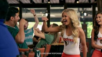 Hooters TV Spot, 'Buddies Soccer: Hero' - Thumbnail 7