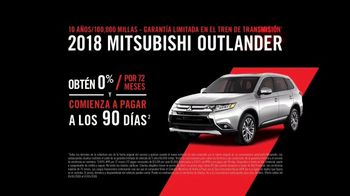 2018 Mitsubishi Outlander TV Spot, 'No te Puedes Equivocar' [Spanish] [T2] - Thumbnail 7