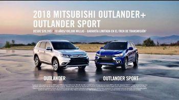 2018 Mitsubishi Outlander TV Spot, 'No te Puedes Equivocar' [Spanish] [T2] - Thumbnail 6