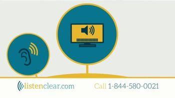 ListenClear TV Spot, 'Hearing Aids' - Thumbnail 1