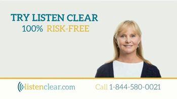 ListenClear TV Spot, 'Hearing Aids' - Thumbnail 2
