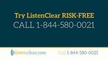 ListenClear TV Spot, 'Hearing Aids' - Thumbnail 4