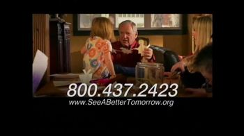 BrightFocus Foundation TV Spot, 'Save Your Vision'