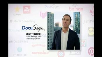 Oracle Cloud Customers: DocuSign: Scott Olrich thumbnail