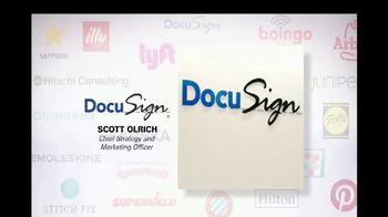 Oracle Cloud TV Spot, 'Oracle Cloud Customers: DocuSign: Scott Olrich' - Thumbnail 5
