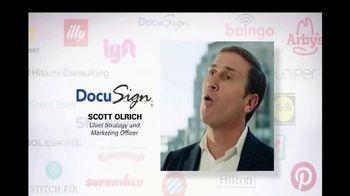 Oracle Cloud TV Spot, 'Oracle Cloud Customers: DocuSign: Scott Olrich' - Thumbnail 7