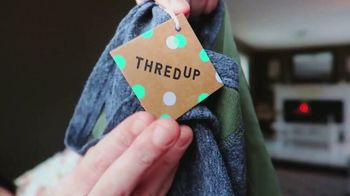 thredUP Goody Boxes TV Spot, 'Just for You' - Thumbnail 1