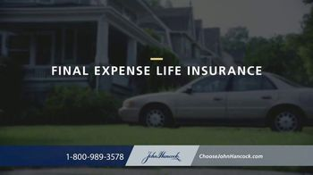 John Hancock Final Expense Life Insurance TV Spot, 'Take Care' - Thumbnail 5