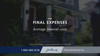 John Hancock Final Expense Life Insurance TV Spot, 'Take Care' - Thumbnail 6