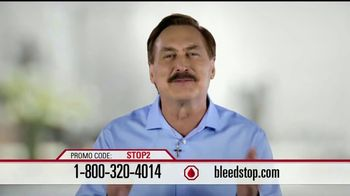 BleedStop TV Spot, 'When You Least Expect It' Featuring Mike Lindell