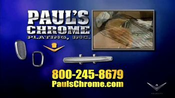 Paul's Chrome Plating, Inc. TV Spot, 'Show Quality Results' - Thumbnail 9