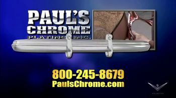 Paul's Chrome Plating, Inc. TV Spot, 'Show Quality Results' - Thumbnail 2