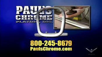 Paul's Chrome Plating, Inc. TV Spot, 'Show Quality Results' - Thumbnail 3