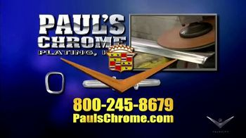 Paul's Chrome Plating, Inc. TV Spot, 'Show Quality Results' - Thumbnail 4