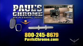 Paul's Chrome Plating, Inc. TV Spot, 'Show Quality Results' - Thumbnail 6