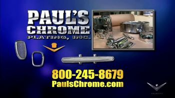 Paul's Chrome Plating, Inc. TV Spot, 'Show Quality Results' - Thumbnail 7