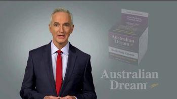 Australian Dream Back Pain Cream TV Spot, 'Real Medicine' Featuring Mary Lou Retton - Thumbnail 1