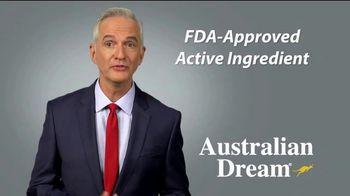 Australian Dream Back Pain Cream TV Spot, 'Real Medicine' Featuring Mary Lou Retton - Thumbnail 2