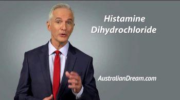 Australian Dream Back Pain Cream TV Spot, 'Real Medicine' Featuring Mary Lou Retton - Thumbnail 3
