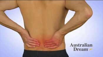 Australian Dream Back Pain Cream TV Spot, 'Real Medicine' Featuring Mary Lou Retton - Thumbnail 4