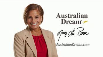 Australian Dream Back Pain Cream TV Spot, 'Real Medicine' Featuring Mary Lou Retton - Thumbnail 5
