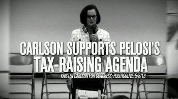 Congressional Leadership Fund TV Spot, 'Kristen Carlson'