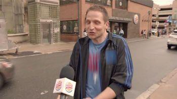 Burger King Philly Cheese King TV Spot, 'Philadelphians' - Thumbnail 4
