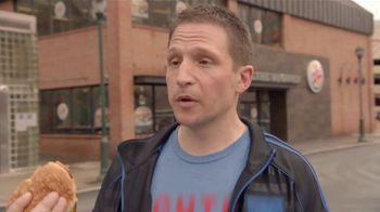 Burger King Philly Cheese King TV Spot, 'Philadelphians' - Thumbnail 8