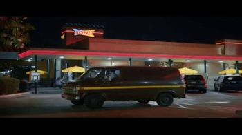 Sonic Drive-In Footlong Philly Cheesesteaks TV Spot, 'Stakeout' - Thumbnail 1