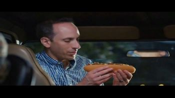 Sonic Drive-In Footlong Philly Cheesesteaks TV Spot, 'Stakeout' - Thumbnail 3