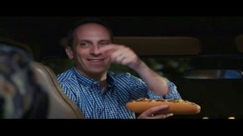 Sonic Drive-In Footlong Philly Cheesesteaks TV Spot, 'Stakeout' - Thumbnail 5