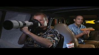 Sonic Drive-In Footlong Philly Cheesesteaks TV Spot, 'Stakeout' - Thumbnail 6