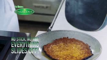 OrGreenic Diamond Granite Pan TV Spot, 'Tired of Scraping Pans?' - Thumbnail 4