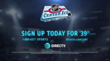 DIRECTV NHL Center Ice TV Spot, 'Ease Your Pain' - Thumbnail 7
