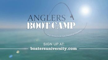 Boaters University TV Spot, 'Anglers Bootcamp: Build Confidence' - Thumbnail 1