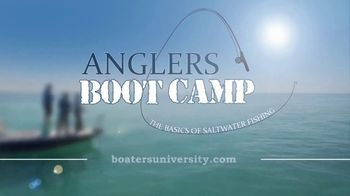Boaters University TV Spot, 'Anglers Bootcamp: Build Confidence' - Thumbnail 8
