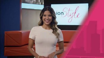 Excedrin Extra Strength TV Spot, 'Ion Television: Headache on Set' Featuring Carmen Ordóñez - Thumbnail 7