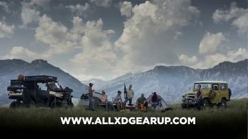 Springfield Armory TV Spot, 'All XD Gear Up'