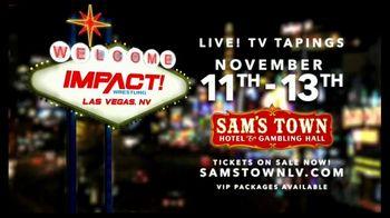 Impact Wrestling TV Spot, '2018 Sam's Town Hotel & Gambling Hall: Las Vegas' - Thumbnail 9