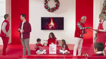 Target TV Spot, 'All the Ways: Holidays: Shipping' Song by Meghan Trainor